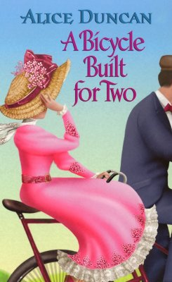 Image for A Bicycle Built for Two: Meet Me at the Fair (Zebra Ballad Romance)