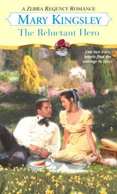 Image for The Reluctant Hero (Zebra Regency Romance)