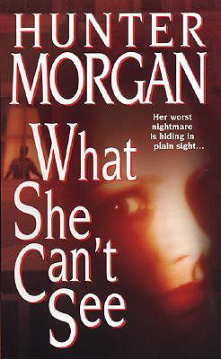 Image for What She Can't See (Zebra Romantic Suspense)