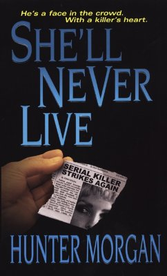 Image for She'll Never Live (Zebra Romantic Suspense)