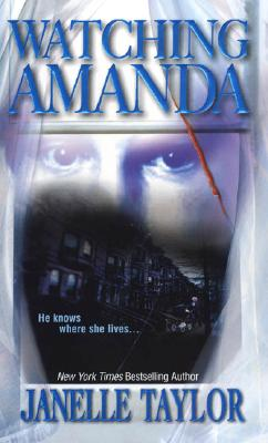 Image for Watching Amanda (Zebra Romantic Suspense)