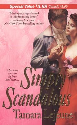 Image for SIMPLY SCANDALOUS