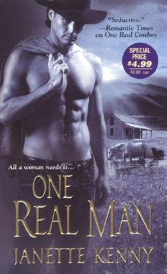 One Real Man (Zebra Historical Romance), JANETTE KENNY