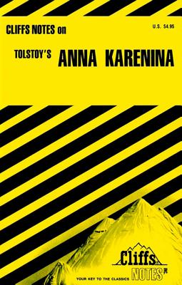 Image for Anna Karenina: Cliffs Notes