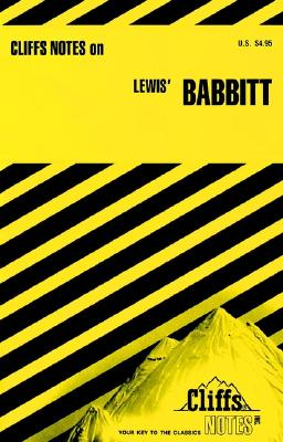 Image for CliffsNotes on Lewis' Babbitt (Cliffs notes)