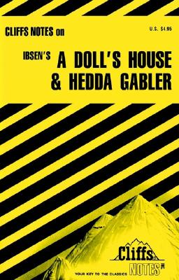 Image for A Doll's House and Hedda Gabler (Cliffs Notes)