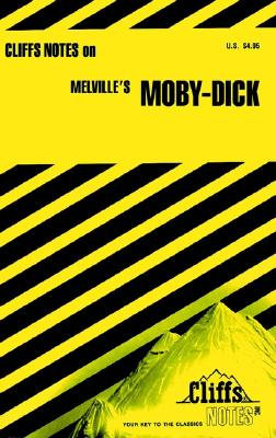 Image for Melville's Moby Dick (Cliffs Notes)