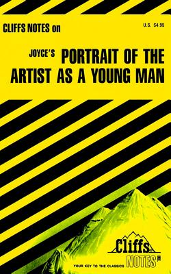 Image for Joyce's Portrait of the Artist As a Young Man (Cliffs Notes)