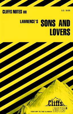 Image for Cliffs notes on:  Lawrence's:  Sons and Lovers (Cliffs notes)
