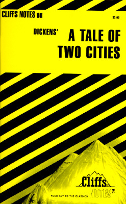 Image for Dickens' A Tale of Two Cities (Cliffs Notes)