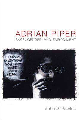 Image for Adrian Piper: Race, Gender, and Embodiment