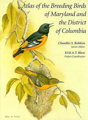 Image for Atlas Of The Breeding Birds Of Maryland And The District Of Columbia