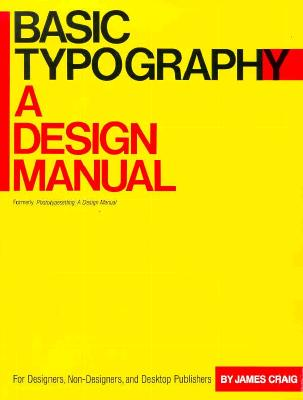 Image for Basic Typography: A Design Manual
