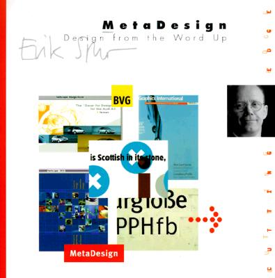 Image for METADESIGN DESIGN FROM THE WORD UP