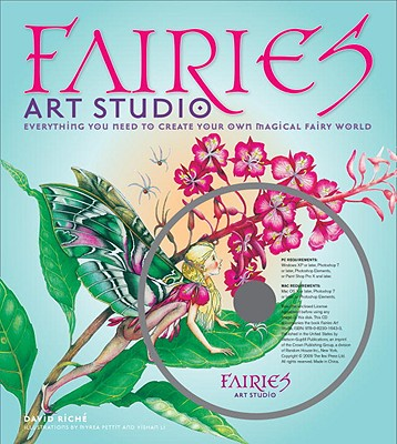 Fairies Art Studio  Everything You Need to Create Your Own Magical Fairy World, Riche, David