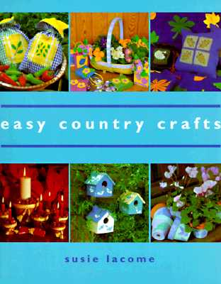 Image for Easy Country Crafts