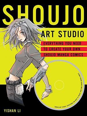Image for Shoujo Art Studio: Everything You Need to Create Your Own Shoujo Manga Comics