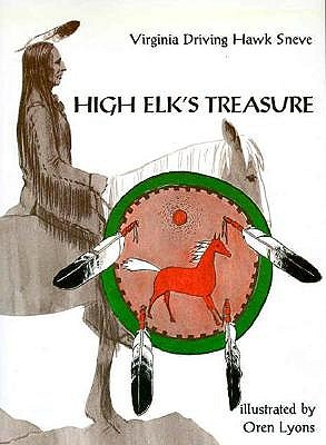 High Elk's Treasure, Virginia Driving Hawk Sneve