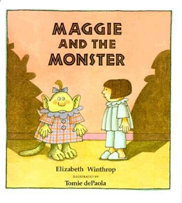 Image for Maggie and the Monster