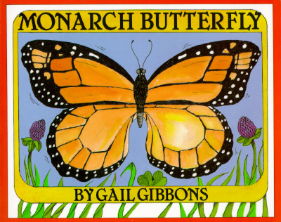MONARCH BUTTERFLY, GIBBONS, GAIL