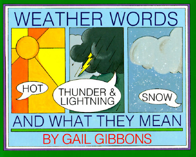 Image for Weather Words and What They Mean