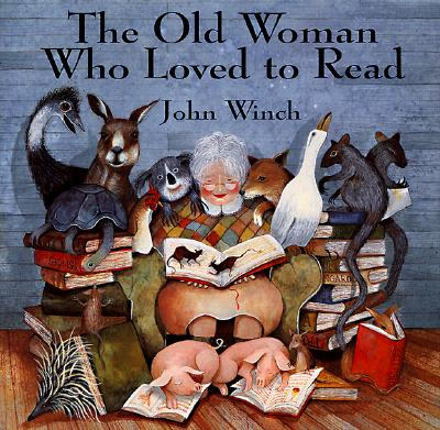Image for The Old Woman Who Loved to Read