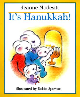 Image for It's Hanukkah!