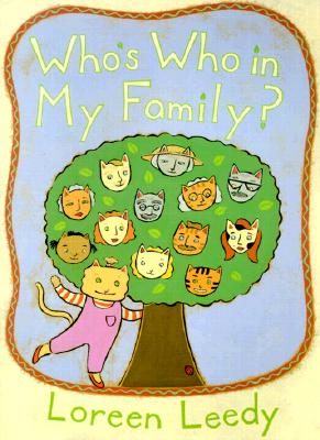 Image for WHO'S WHO IN MY FAMILY