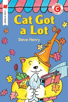 Image for Cat Got a Lot (I Like to Read)