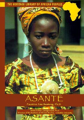 Image for Asante (Heritage Library of African Peoples West Africa)