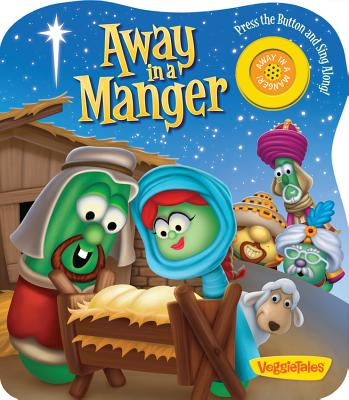 Image for Away in a Manger VeggieTales Book
