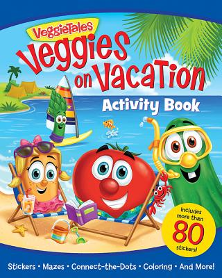 Image for Veggies on Vacation Activity Book