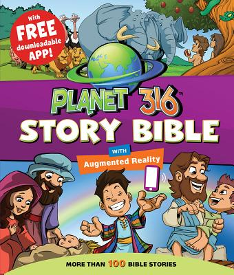 Image for Planet 316 Story Bible with Augmented Reality