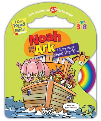Image for Noah and the Ark: A Story About Being Thankful (with DVD)