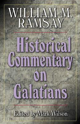 Image for Historical Commentary on Galatians
