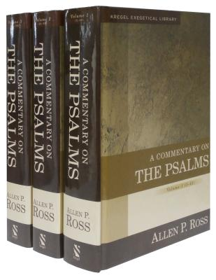 Image for A Commentary on the Psalms - 3 volume set