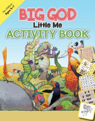 Image for Big God, Little Me Activity Book: Ages 4-7