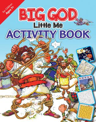 Image for Big God, Little Me Activity Book: Ages 7+