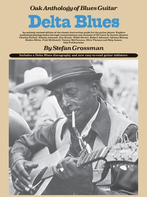Image for Delta Blues: Oak Anthology of Blues Guitar