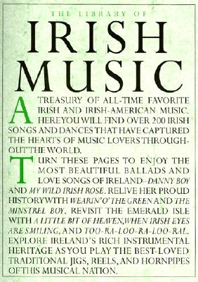 Image for The Library of Irish Music (Library of Series)