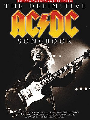 Image for Definitive AC/DC Songbook