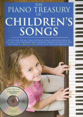 Image for The Piano Treasury of Children's Songs