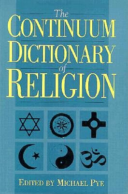 Image for The Continuum Dictionary of Religion