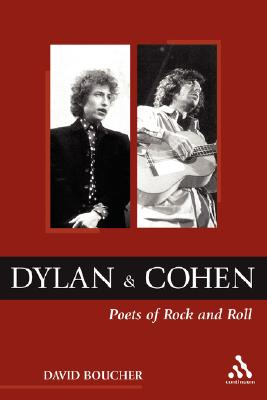 Image for DYLAN AND COHEN POETS OF ROCK AND ROLL