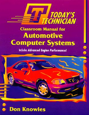 Image for Today's Technician: Automotive Computer Systems