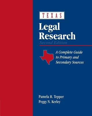 Image for Texas Legal Research