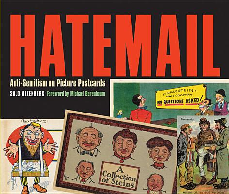 Image for Hatemail: Anti-Semitism on Picture Postcards