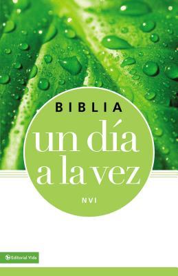 Image for Biblia Un Dia A La Vez - NVI (Once-A-Day) (Spanish Edition)