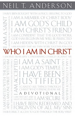 Image for Who I Am in Christ
