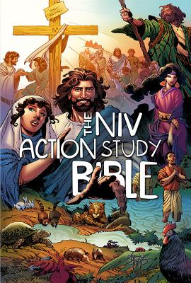 Image for The NIV Action Study Bible (Action Bible Series)
